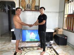 Dàn karaoke của gia đình anh Thượng ở Trảng Bom, Đồng Nai ( BFAudio CT-12, Alto TS312, Famous 3206, DSP9000, U900 Plus X)