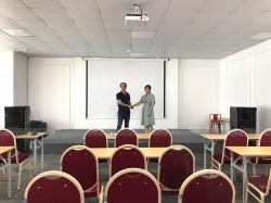 Lắp đặt dàn âm thanh hội trường 250m2 ở Bạch Đằng, Hải Phòng (Catking 2.6, Alto Live 1202, FX-9MK, SAE PQM13, VIP 6000, Shupu EDM 78A)