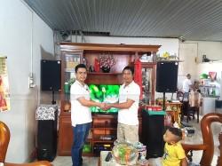 Lắp đặt dàn karaoke cao cấp cho gia đình anh Linh ở Nhơn Đức, Nhà Bè ( LDH DISCOVERY-II 12, Alto TS312, TX650Q, JBL KX180, UGX12 Plus)