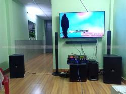 Lắp đặt dàn karaoke JBL Vip cho gia đình anh Hưng ở Tân Bình ( JBL 4012, Sub JBL A120P, Crown T10, JBL KX180, BCE VIP6000)
