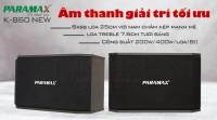 Loa karaoke Paramax K850 New