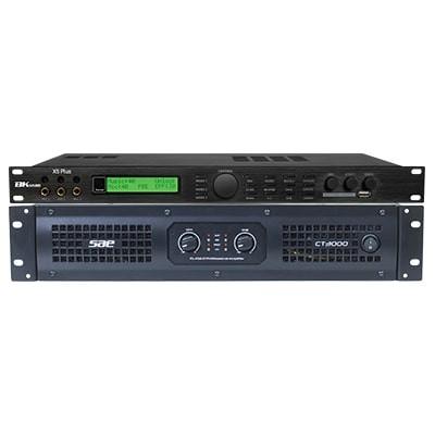 Combo KM05 (SAE CT3000 + BKSound X5 plus)