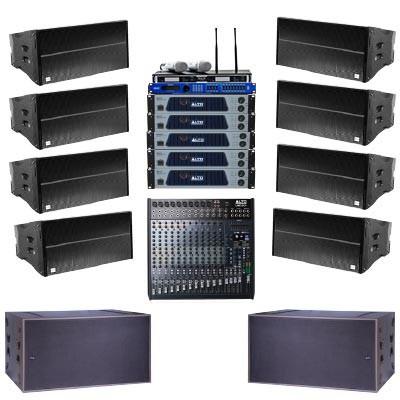 Hệ thống âm thanh Line Array Alto01