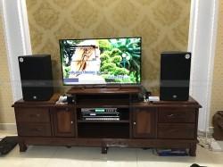 Lắp đặt dàn karaoke Alto cho gia đình anh Danh ở Thống Nhất, Đồng Nai (Alto AT1000, BKsound DP-3500, BCE U900 Plus New)