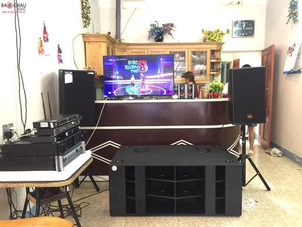 Tại sao nên chọn dàn hát karaoke cao cấp cho gia đình?