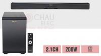 Bộ loa Soundbar Klipsch RSB-14 (2.1CH, Bluetooth)