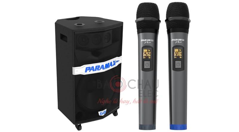 Loa kéo di động Paramax Pro Go 300