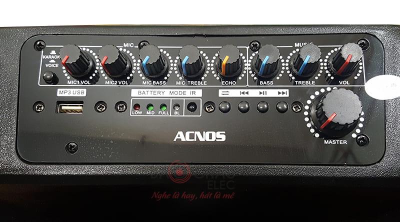 Loa kẹo kéo ACNOS CB39U