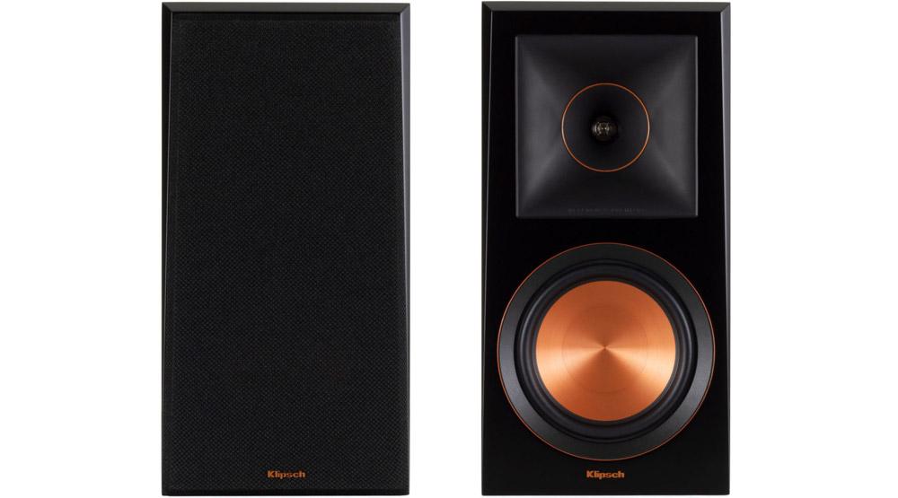 Loa nghe nhạc Klipsch RP-600M hệ thống củ loa thiết kế cao cấp