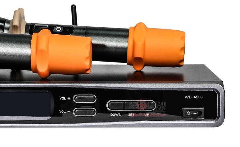 Micro không dây BMB WB-4500