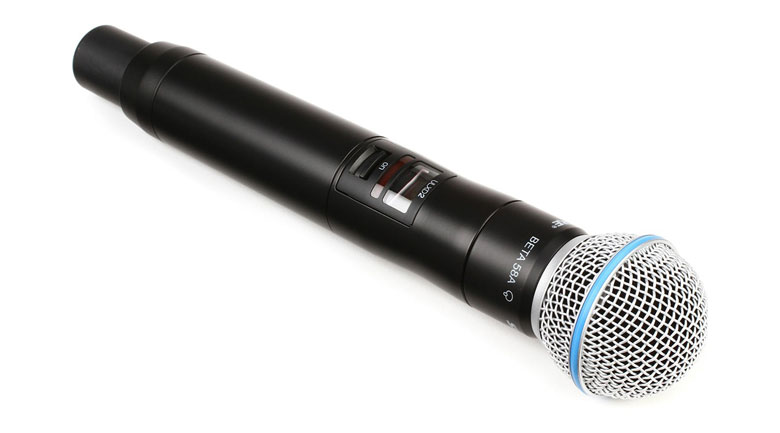 tay micro shure ULXD2/B58