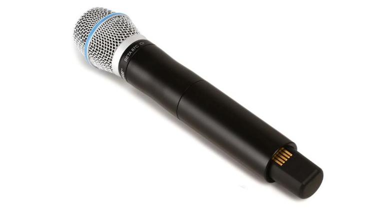 tay micro shure ULXD2/B87C