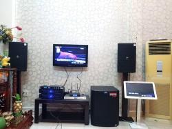 Dàn karaoke cao cấp cho gia đình chị Giàu ở Quận 4, HCM (BMB 3012, KP4012, Alto TS318S, VietKTV K2 4TB, VM300, KX180, Xli2500)