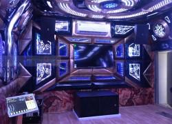 Lắp đặt bộ dàn karaoke kinh doanh cao cấp cho quán karaoke Quang Mượt ở Quảng Ninh (JBL KP4012, Alto 18+, JBL KX180, Famous 7406, BCE 8200, BCE UGX12)