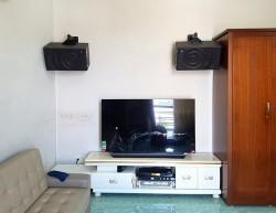 Lắp đặt dàn karaoke BMB cho gia đình chị Loan ở Quận Bình Thạnh (JBL MK10, SAE Duo500, JBL KX180, UGX12 Plus)