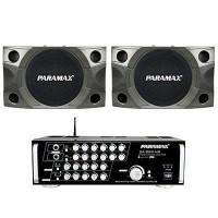 Combo Paramax 03 (P850 New + SA-888 Air new)