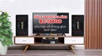 Dàn karaoke gia đình BC-T64GD