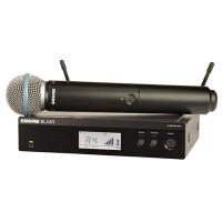 Micro Shure BLX24RA/B58 (1 micro)