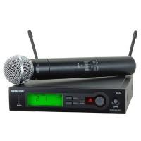 Micro Shure SLX24A/SM58 (1 micro)
