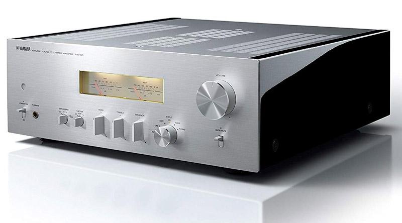 Amply Yamaha A-S1100 Silver làmột sự bổ sung lý tưởng cho dàn âm thanh giải trí nghe nhạc gia đìnhcủa bạn.