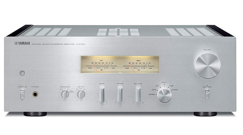 Amply Yamaha A-S1100 Silver