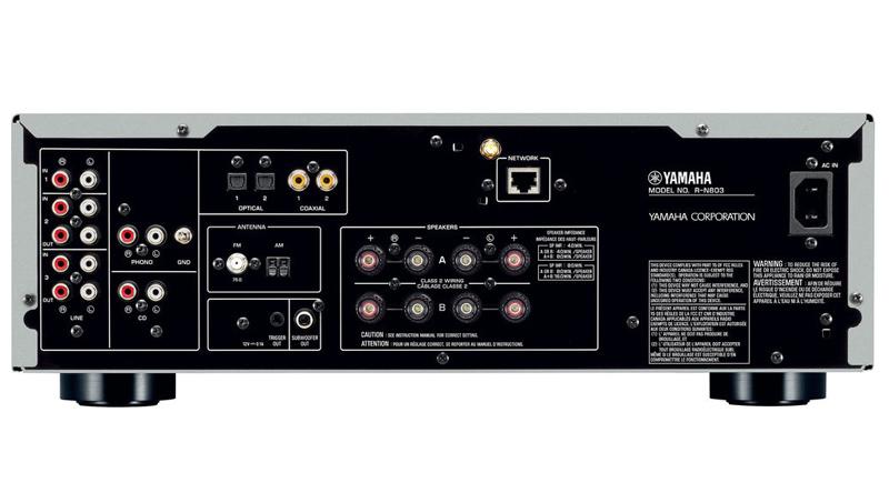 Amply Yamaha R N803