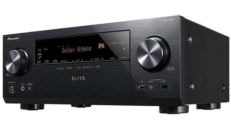 Amply nghe nhạc Pioneer VSX-LX303 giá rẻ nhất thị trường