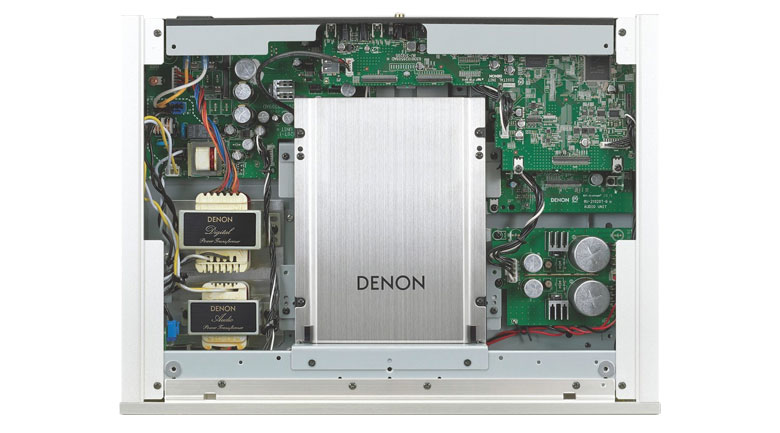 Đầu nghe nhạc Denon DCD-2500AE