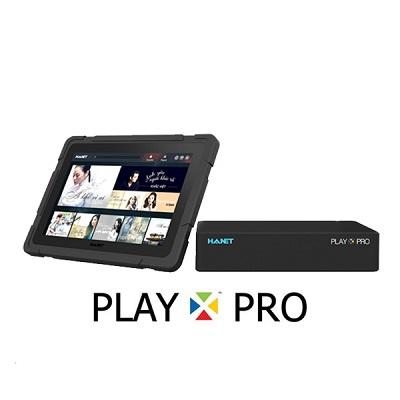 Bộ Đầu Hanet PlayX One 2TB + máy tính bảng Smart List
