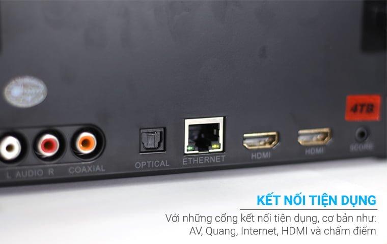 Đầu karaoke Hanet Beatx pro 6TB