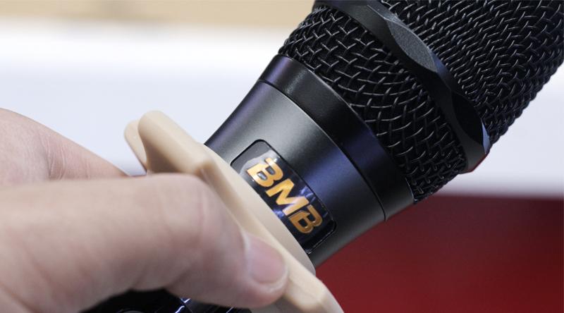 Micro không dây BMB WB-4500-2