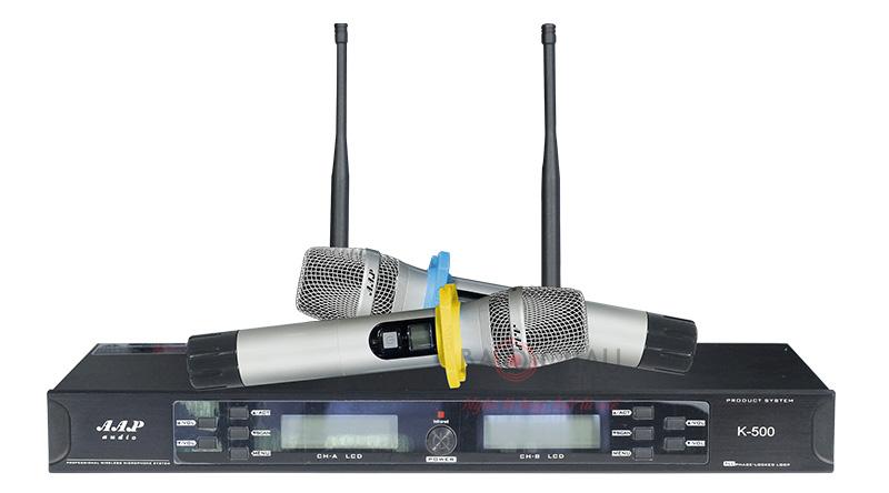 Micro không dây AAP-K500