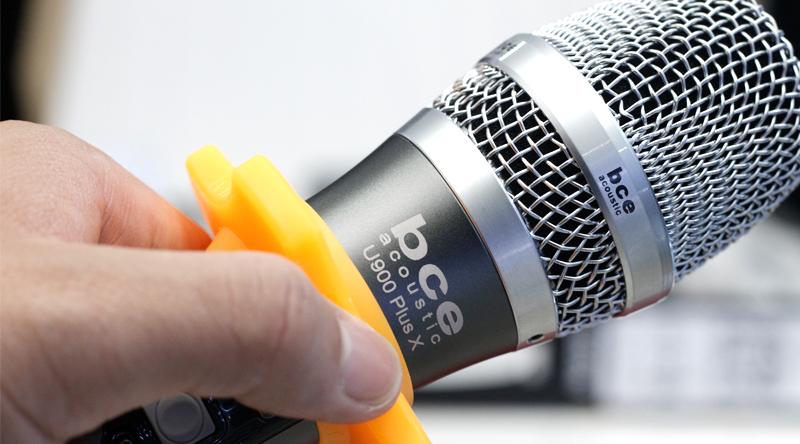 Micro không dây BCE U900 Plus X-4