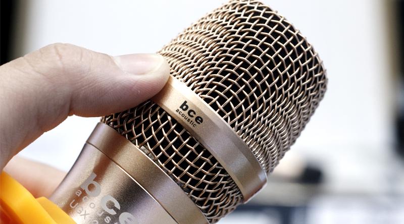 Micro không dây BCE UGX12 Gold-3