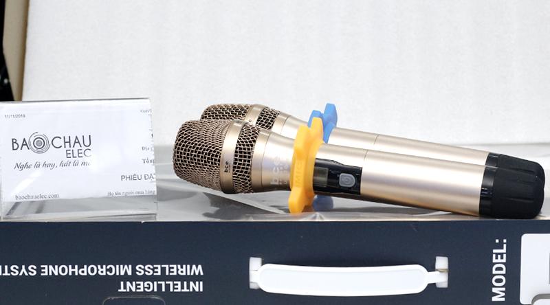 Micro không dây BCE UGX12 Gold-1