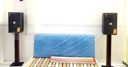 Dàn âm thanh chơi nhạc cụ cho gia đình anh Tuấn ở Cần Thơ (KES6120 MKII, JBL KX180, MG16XU, Crown T10)