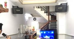Dàn karaoke BIK cho gia đình chú Quân ở quận 12 (BIK S668, SAE CT3000, DSP-9000, BBS B900)