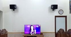 Dàn karaoke Bose cho gia đình anh Lương ở Bắc Giang (301 seri 5, 203 limited, U900 Plus New)
