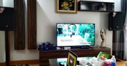 Dàn karaoke JBL cao cấp cho gia đình anh Long ở Tân Bình (JBL MTS12, JBL KX180, Crown T7, JBL VM300, Hanet 2TB)