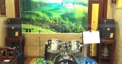 Dàn karaoke JBL cho gia đình chú Lâm ở Khương Trung, HN (Kes6100 MKII, A120WAS, SAE CT6000, JBL KX180)