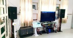 Dàn karaoke JBL VIP của gia đình anh Đăng ở Phong Điền (JBL 4012, BJ-W66 Plus, Xli2500, KX180, VIP 3000, K1 3TB)