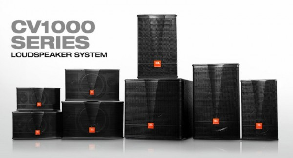 Hãng loa số 1 thế giới JBL, Harman Mỹ ra mắt dòng sản phẩm mới - CV1000 Series