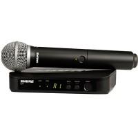 Micro Shure SVX24E/PG58