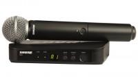 Micro Shure BLX24A/SM58 (1micro)
