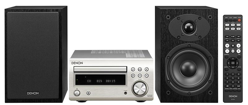 Bộ dàn mini Denon D-M41 nghe nhạc hay