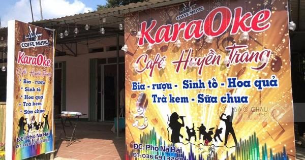 2 phòng hát kinh doanh cho quán karaoke Huyền Trang ở Bắc Kạn (Alto At2000, Domus DP6120, LA18B, SX818, BF K6, PXM5, Famous 7406, UGX12)
