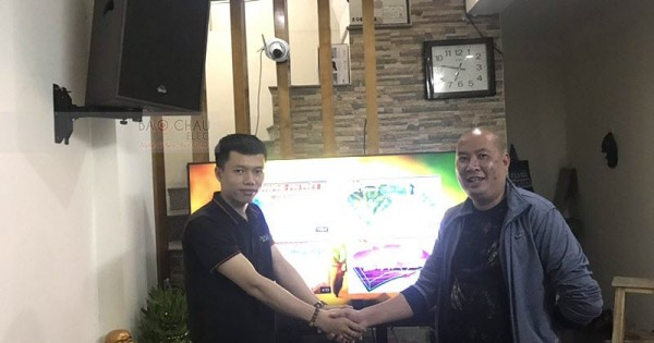 Dàn Alto cực hay cho gia đình anh Khanh ở Bắc Ninh (Alto BLS12+, Lexpro PXM7, 9200 Bluetooth)