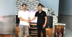 Dàn karaoke Alto của gia đình chị Thơm ở Biên Hòa (Alto AT2000, Lexpro PXm5, DSP-9000, U900 Plus X)