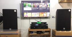 Dàn karaoke Alto gia đình anh Hiếu ở Biên Hòa (Alto AT2000, SAE CT6000, BCE DP9200+, U900 PlusX)