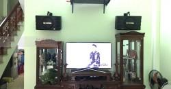 Dàn karaoke BIK cho gia đình anh Linh ở Nông Cống (BIK BJ-S668, SAE TX800, DSP-9000, U900 PlusX)